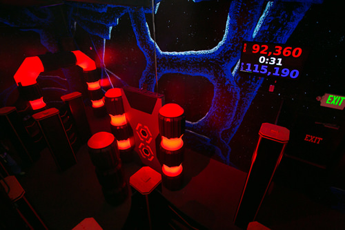 Laser Tag – Outer Limits Fun Zone